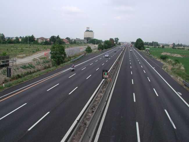 Autostrada foto