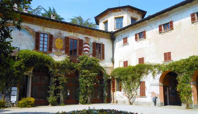 Varallo Pombia Municipio Villa Soranzo 1