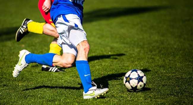 calcio avversario scarpe