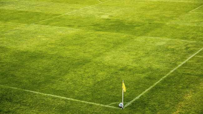 campo calcio bandierina