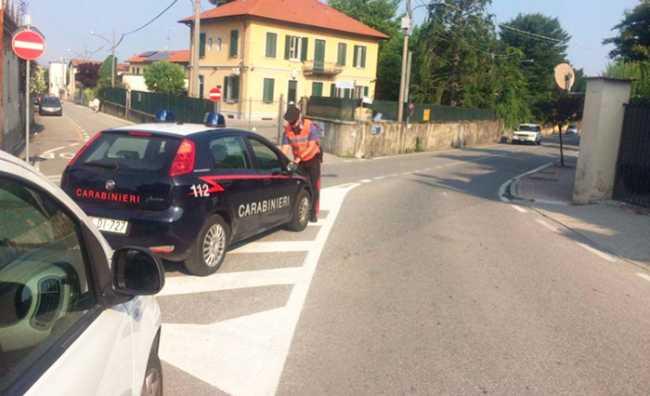 carabinieri controllo castelletto