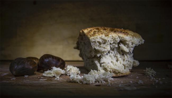 pane spreco cibo
