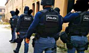 polizia antiterrorismo
