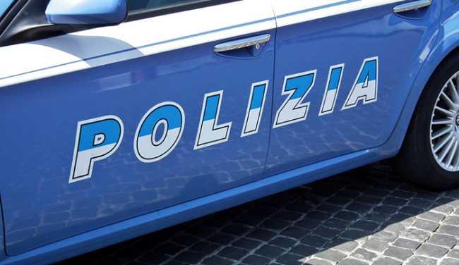 polizia scritta portiera 700