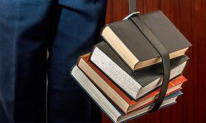 studenti libri
