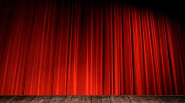 teatro sipario