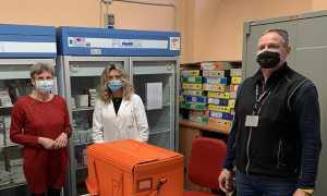 vco vaccino tavolo tre persone