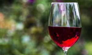 vino bicchiere