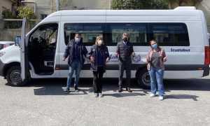 arona scuolabus