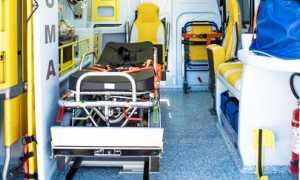 interno ambulanza barela