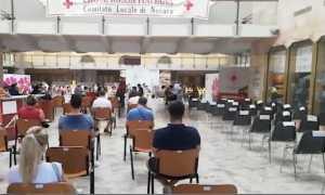 sala borsa priority vax day