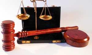 tribunale martello bilancia